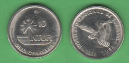 Cuba 10 Centavos 1989 Per Turisti - Cuba