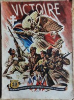 VICTOIRE - ( 1945 ) - Weltkrieg 1939-45