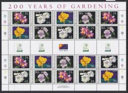 FLORES/ORQUIDEAS  - BAHAMAS 2004 -  Yvert 1169/72 Precio Cat€42.50 - Orchideen