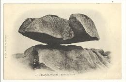 Cp, 22, Ploumanach, Roche Branlante - Ploumanac'h