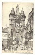 Cp, 33, Bordeaux, La Tour De La Grande Cloche, écrite - Bordeaux