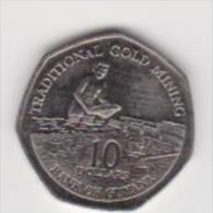 GUYANA   10 DOLLAR   ANNO 2007 UNC - Guyana