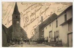 52MIL- MILLIERES - La Mairie Et L´église - France