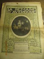LA SEMAINE D'AVERBODE  XVIIIe Année  N° 7 - 12 Février 1928 Thérèse Neumann - Journaux - Quotidiens