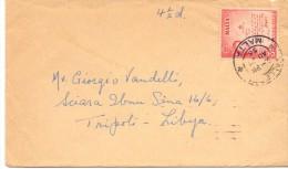 MALTA VALLETTA  1961 (franc0183) - Malta