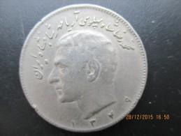 IRAN, 10 Rials, 1349/1930, Muhammad Reza Shah Pahlavi/Lion Et Soleil, TTB - Iran