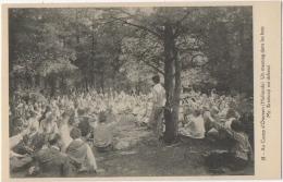 Société Théosophique. Camp D'Ommen. Meeting Avec Krishnaji. Théosophical Society. - Ommen