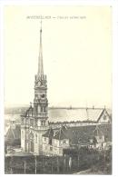 Co, 25, Montbéliard, L´Eglise Catholique , Voyagée - Montbéliard