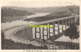 CPA VALLEE DE LA WARCHE LE PONT DE HAELEN - Bütgenbach