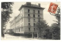 Cp, 61, Bagnoles De L´Orne, Grand Hôtel, Voyagée - Bagnoles De L'Orne