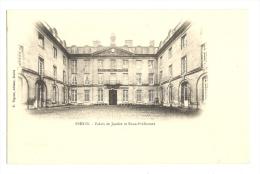 Cp, 60, Senlis, Palais De Justice Et Sous Préfecture - Senlis