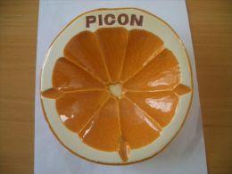 Cendrier publicitaire Picon