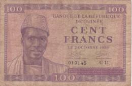 ANNEE PAS COURANT MALI 100 FRANCS DE 1958 REF D281215 - Mali