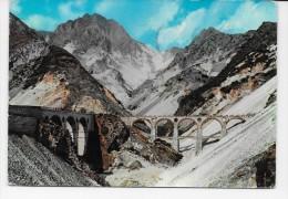 ITALIE-CARRARA Carrières Et Les Ponts De Vara-MB - Carrara