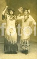 1914 REAL PHOTO POSTCARD CARNAVAL ALGARVE PORTUGAL CARTE POSTALE - Faro