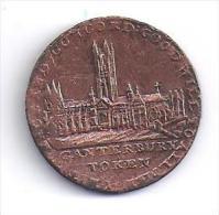 Grande Bretagne - Token  Canterbury  1794 - Grande-Bretagne