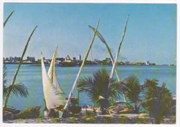 Brasil Turistico - Recife - Pernambuco - Vista Panorâmica De Cidade - Panoramic View - Pas Circulé - Recife