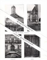 Photographien / Ansichten , 1913 , Wil , Haus Bannwart , Prospekt , Architektur , Fotos !!! - SG St. Gallen