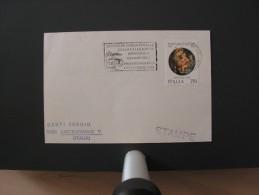 Storia Postale Della DELEGAZIONE APOSTOLICA Di Camerino Macerata Nelle Marche  Mostra Filatelica Italia Italy Annullo - Esposizioni Filateliche