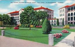 Florida Saint Petersburg United States Veterans Home Bay Pines 1