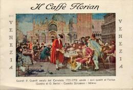 VENEZIA  , Caffe' Florian        * - Venezia