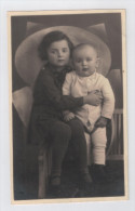 Lithuania Lituania Photo  Children 1935  M.Gutmano Foto Siauliai - Lithuania