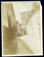 Photo Originale Du 89 Avallon Circa 1910  DEC15 17 - Lieux