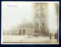 Photo Originale Du 27 Verneuil Sur Avre   Circa 1910  DEC15 17 - Lieux