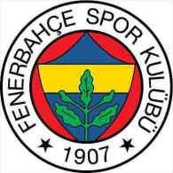 Fenerbahce S.K. Turkey Soccer Football Sticker 13x13 Cm. Aprox. - Stickers