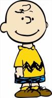 Snoopy Charlie Brown Cartoon Sticker 13x8 Cm. Aprox. - Otros