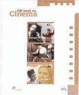 Portugal ** & 100 Years Of Cinema In Portugal 1996 (172) - 1910-... República