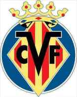 Villareal FC Spain Soccer Football Sticker Decal 13x10 Cm. Aprox. - Stickers