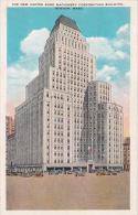 Massachusetts Boston The New United Shoe Machinery Corporation B