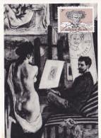 Félicien Rops - Artiste Dans Son Atelier (1973) - 1971-1980