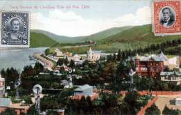 CHORILLOS (Chile) - Vista General, Vifia Del Mar, 1905? - Chile