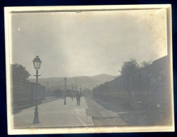 Photo Originale Du 01 Gare De Culoz  Circa 1910  DEC15 17 - Lieux