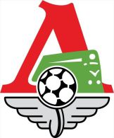 Lokomotiv Moscow FC Russia Soccer Football Sticker 13x10 Cm. Aprox. - Sin Clasificación