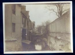 Photo Originale Du 27 Evreux   Circa 1910  DEC15 17 - Plaatsen