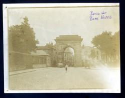 Photo Originale Du 58 Nevers , La Porte De Paris   Circa 1910  DEC15 17 - Lieux