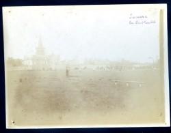 Photo Originale Du 76 Sanvic Le Football   Circa 1910  DEC15 17 - Lieux