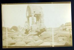 Photo Originale Du 22 Ploumanach Oratoire De St Guirec   En 1935  DEC15 17 - Lieux