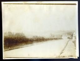 Photo Originale Du 44  Treillières Circa 1910  DEC15 17 - Lieux
