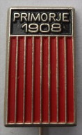 WATER-POLO CLUB PRIMORJE 1908  Rijeka ( Croatie )  PINS BADGES   Z - Water Polo