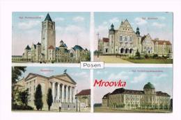 Posen - Poznan - Pologne - Poland 1915 - Rekruten Depot - Pologne