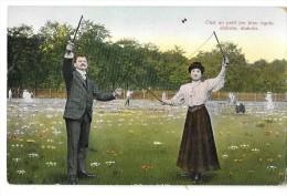 D12699  -  C'est Un Petit Jeu Bien Rigolo - Diabolo - Cartes Postales