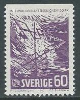 1965 SVEZIA UIT 60 ORE MNH **  - ZX10.6 - Unused Stamps
