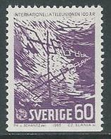 1965 SVEZIA UIT 60 ORE MNH **  - ZX10.6-2 - Unused Stamps
