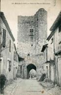 206   BRUCH - Porte De Ville Du XIIIe Siècle (date 1911) - France