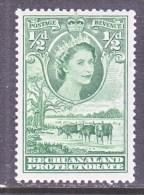BECHUANALAND  PROTECTORATE  154    * - Bechuanaland (...-1966)