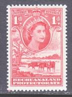 BECHUANALAND  PROTECTORATE  155    * - Bechuanaland (...-1966)